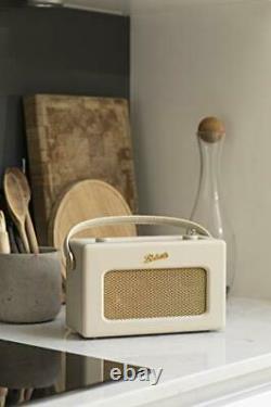 Roberts Radios Rev-istream3pc Rétro Dab/dab+ Fm Wireless Portable Digital