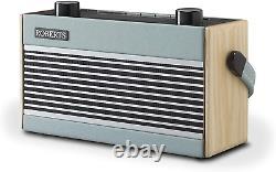 Roberts Rambler Bt Radio Bluetooth Portable Rétro/numérique Avec Dab/dab+/fm Rds W