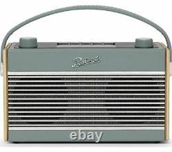 Roberts Rambler Portable Dab+/fm Rétro Bluetooth Radio Currys D'oeufs De Canard