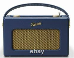 Roberts Revival Istream3 Portable Dab+/fm Retro Smart Bluetooth Radio Midnight