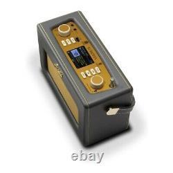 Roberts Revival Istream3 Portable Rétro Smart Digital Radio Charcoal Grey
