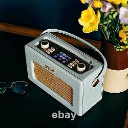Roberts Revival Istream3 Portable Rétro Smart Digital Radio Duck Egg