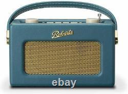 Roberts Revival Uno Retro Portable/compact Dab/dab+/fm Radio Numérique Avec Alarme