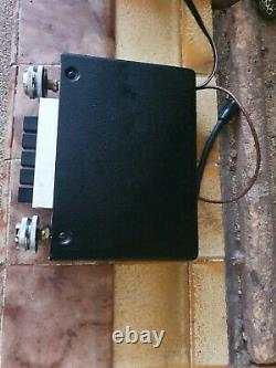 Vtg Rétro Motorola Modèle 114 Concurs Voiture Stéréo Collectible Radio De Voiture